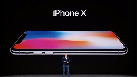 苹果新机iPhone X新功能介绍